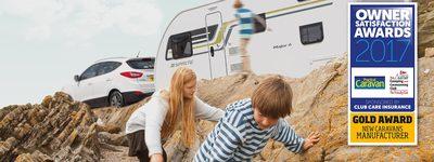 2018 Sprite Touring Caravans