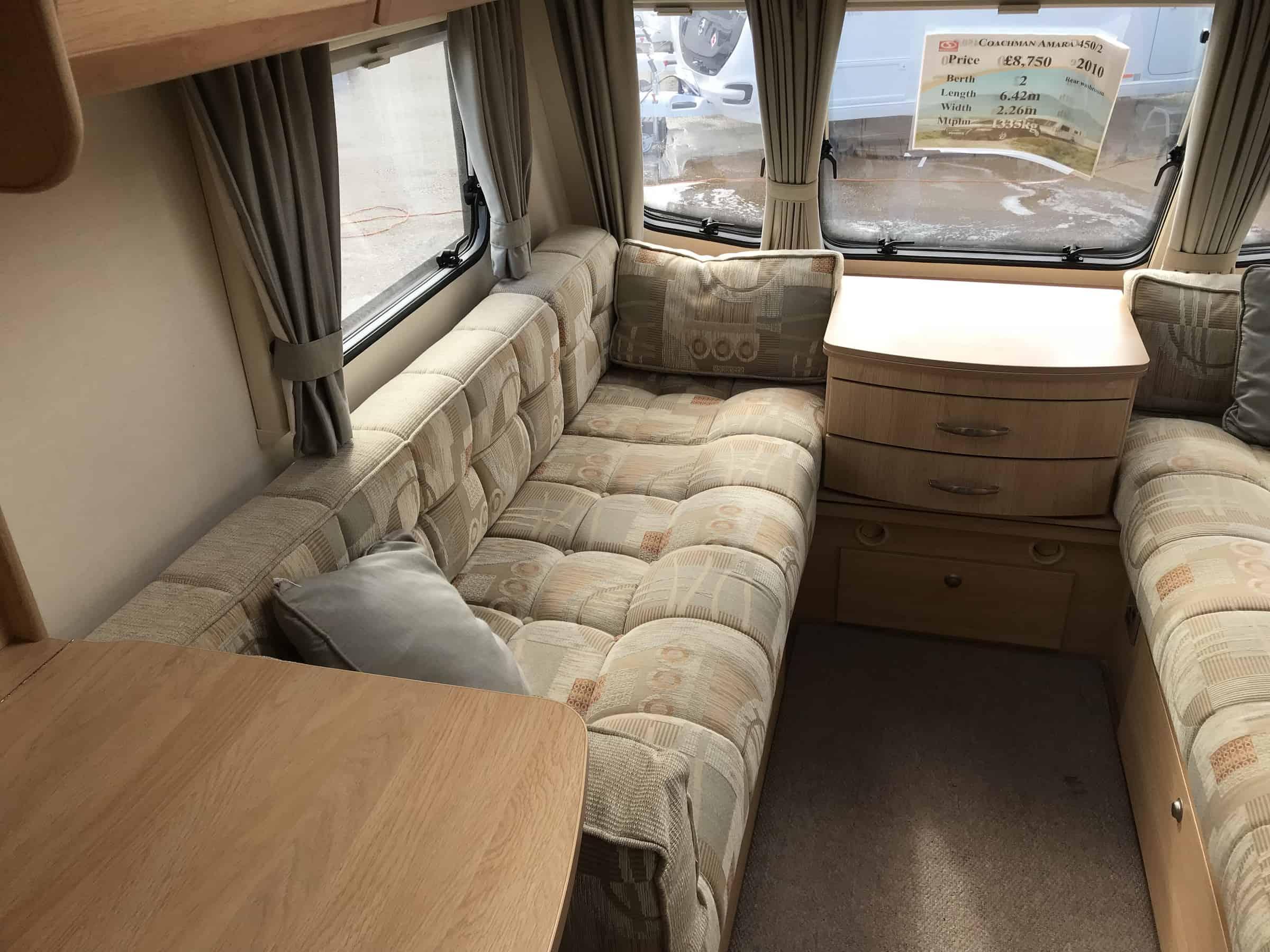 Coachman Amara 450-2 2010