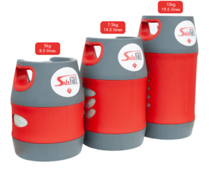 Safefill Cylinders